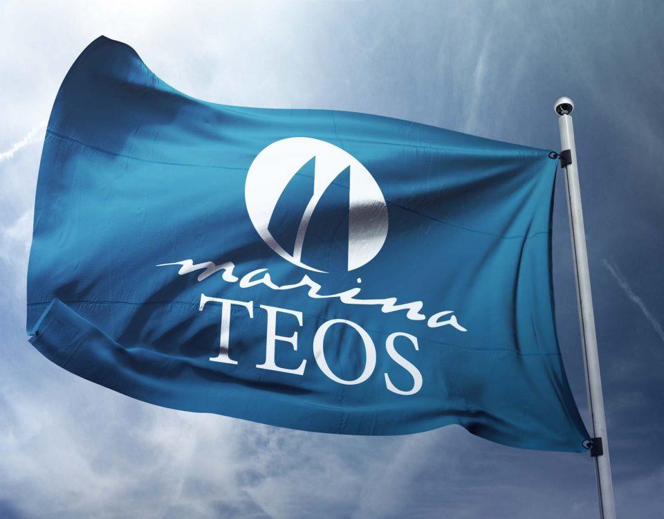 Teos Marina Brand Identity by Aydın ÖZÖN