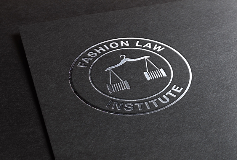 Fashion Law Institute Branding