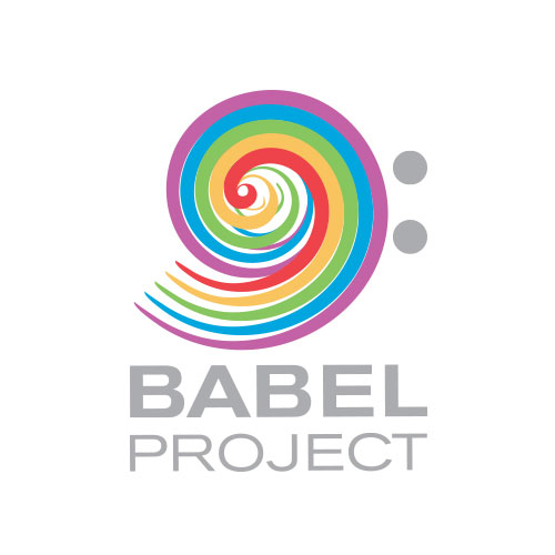 Babel Project - Electronic Ethnic Jazz Band - Brand Identity and POP designs